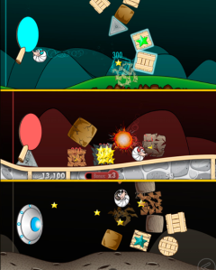 BounceBash is full of amazing levels filled with arcade-styled powerups and lots of 'splosions!