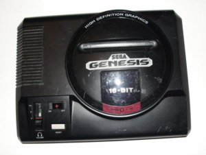 Genesis certainly was the coolest looking console of the era.