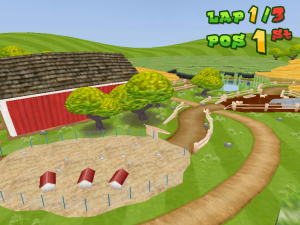MelonDash features gorgeous 3D graphics and is a ton of fun!