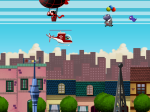 Wombi helicopter features gorgeous cute graphics!