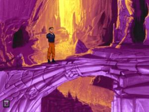The atmosphere of some of the 90's adventure games is truly amazing.